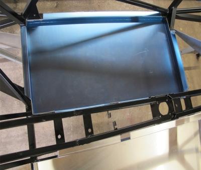 Aluminium Seat Tray